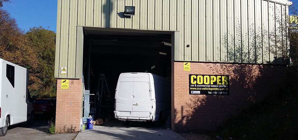 Cooper Car and Commercial Facilities