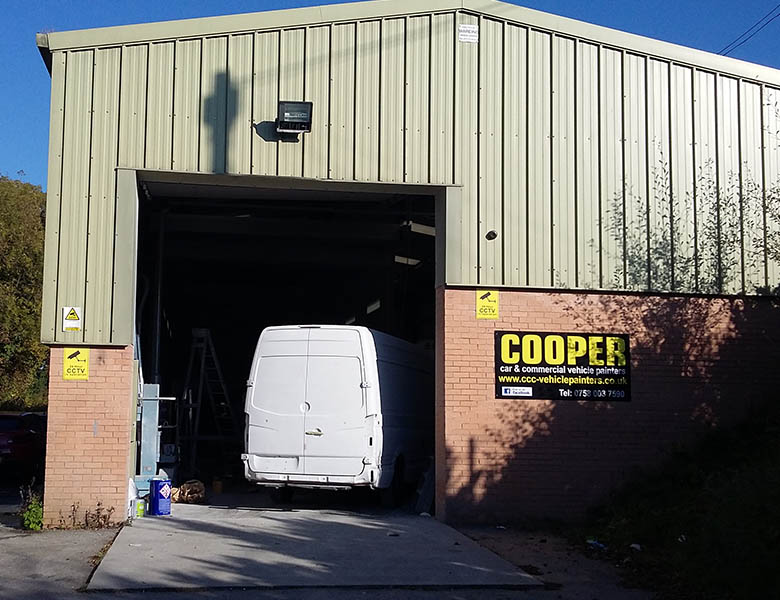 Cooper Car and Commercial Lancashire